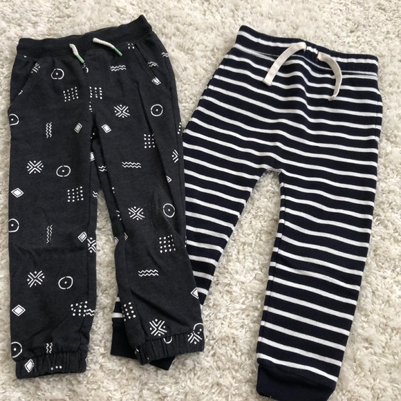 Old Navy Other - Toddler boy cozy pants bundle